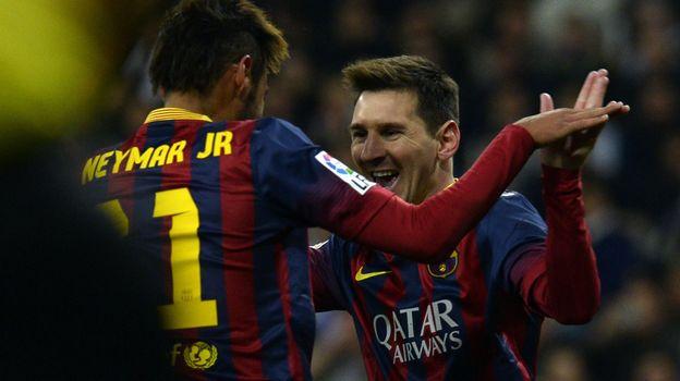Le Barça bat le Real grâce à un triplé de Messi et relance la Liga