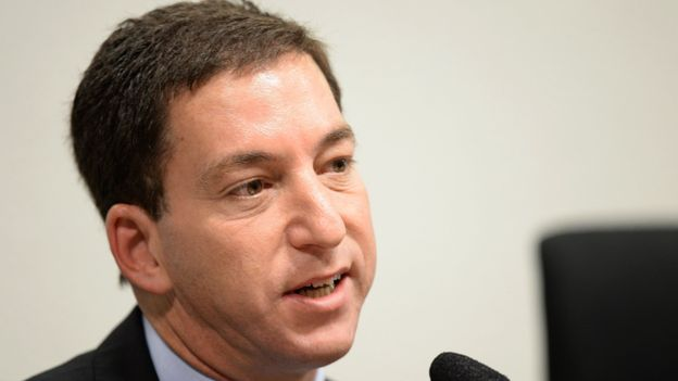 Le journaliste Glenn Greenwald, un des créateurs de The Intercept