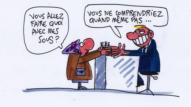 """Le conseil du ministre Marcourt : """"N'achetez pas des produits d'épargne que vous ne comprenez pas."""""""