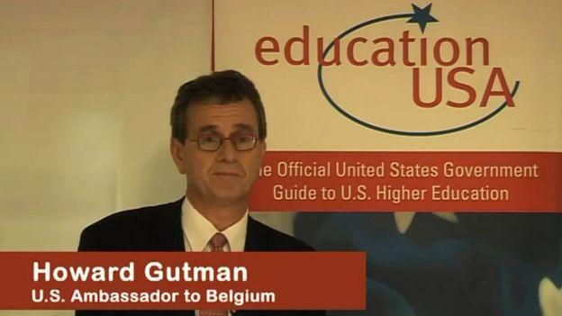 Quand les universités américaines recrutent des étudiants en Belgique
