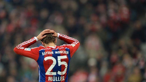 Le Bayern piétine face à Schalke 1-1