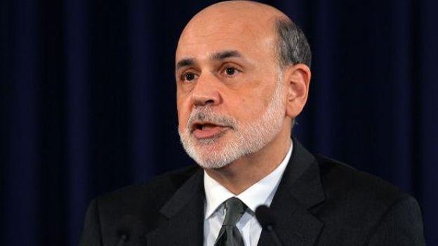 Ben Bernanke, président de la Fed