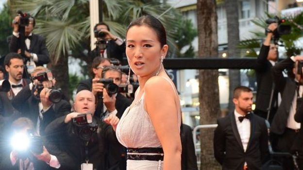 Gong Li, en future impératrice chinoise