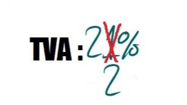 Augmenter la TVA, une piste évoquée pour boucler le budget 2013.