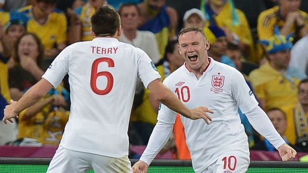 Angleterre - Ukraine en direct (1-0)