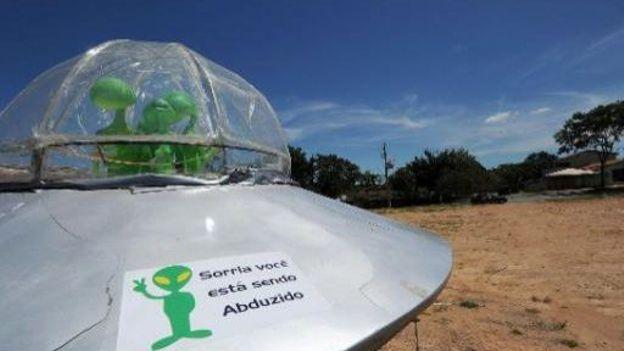 Plus de 300 signalements d'OVNI en une année en Belgique
