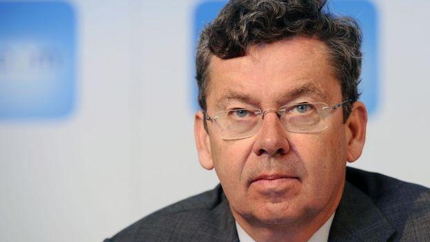 Didier Bellens, le patron de Belgacom