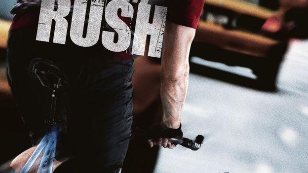 Premium Rush - l'affiche