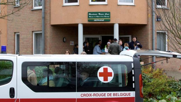 Tubize extension controvers e d 39 une maison de repos en for Agrandissement maison zone inondable