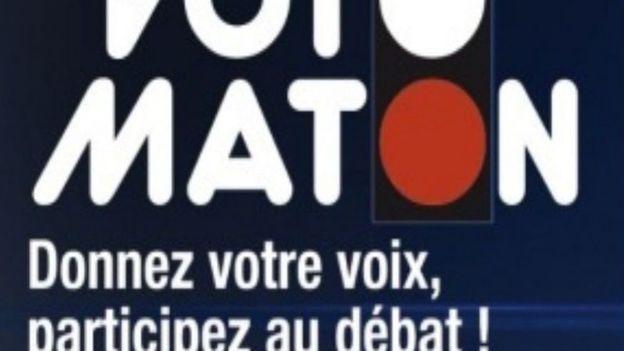 L'opération Votomaton a pour but de vous faire participer au débat communal.