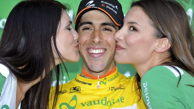 Tour de Madrid : Castroviejo 1er leader