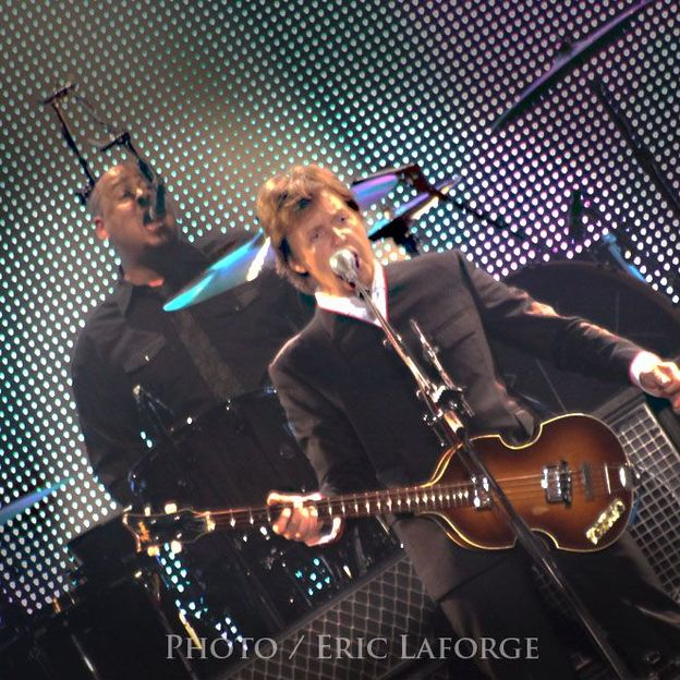 McCartney et Laboriel