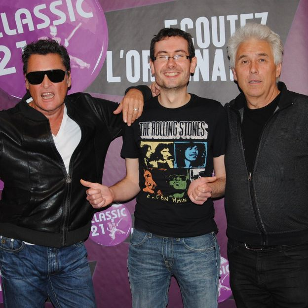 golden earring & laurent rieppi