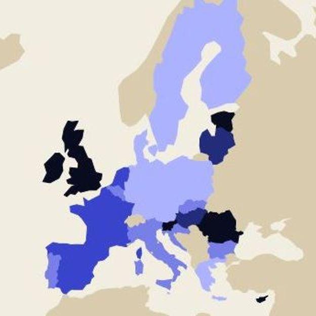 Comparatif européen des minervals