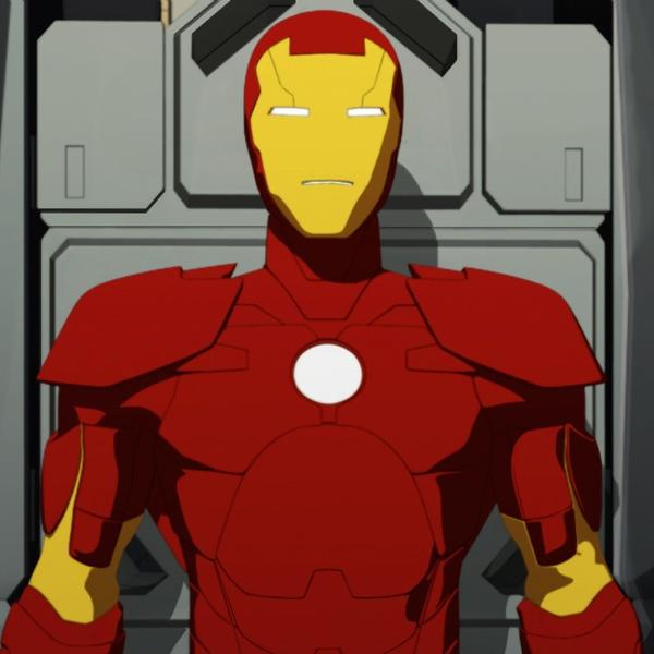 Iron Man - Puzzle - Ouftivi