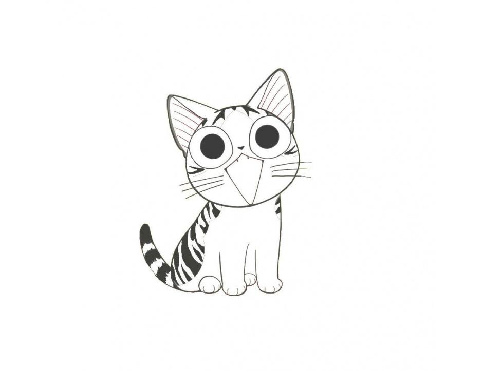 Chi une vie de chat ouftivi - Dessin de chi ...