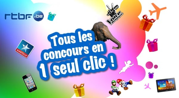 Concours RTBF