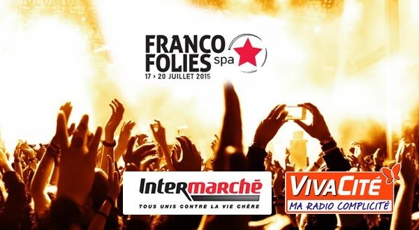 Gagnez vos places pour les Francos de Spa 2015 !