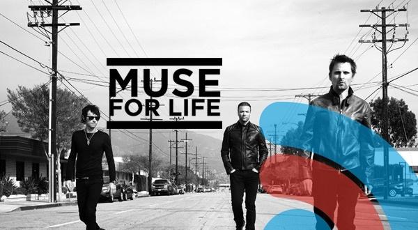 Muse en showcase exclusif à Bruxelles le 16 septembre