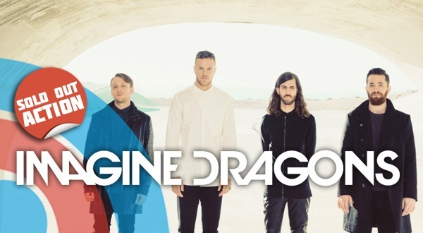 Rencontrez Imagine Dragons